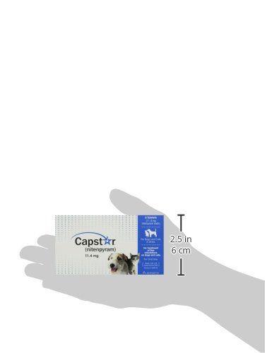 Novartis Capstar Flea Tablets For Dogs And Cats Flea Capstar Novartis Cats Cat Fleas Buy Pets Dog Treatment