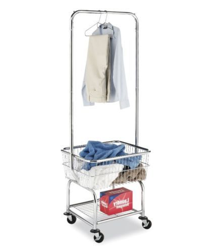 Laundry Basket With Wheels Butler Commercial Grade Clothes