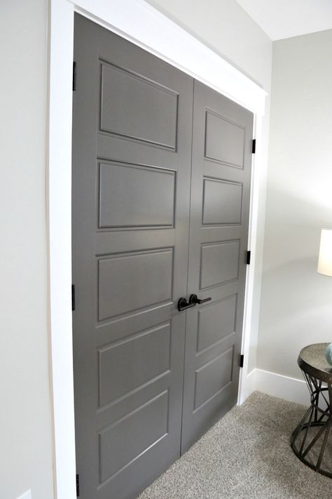 Choosing Interior Door Styles and Paint Colors: Trends | Pick a ...