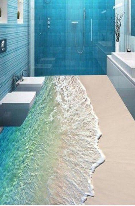 22 Sandstone River 3d And Wallpaper Home Ideas 4 Floor Decor