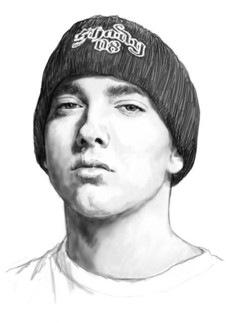 eminem #Eminem #RapGod #ART .