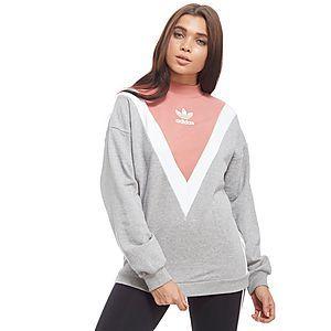 adidas Originals Chevron Sweatshirt | Adidas outfit ...