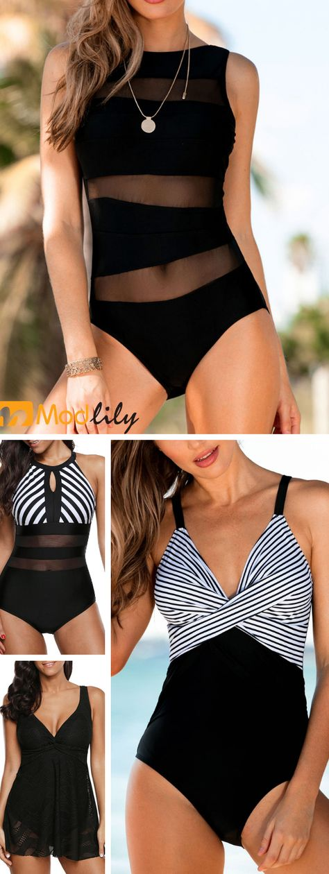 Damen BH Bikini Set Badeanzug Triangle Split Badebekleidung Bade Tankini
