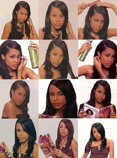 Aaliyah Black Black Hair Quotes Hair Aaliyah Black Hair Aaliyah B B Aaliyah Black Hair Quotes In 2020 Aaliyah Hair Black Hair Magazine Black Hair
