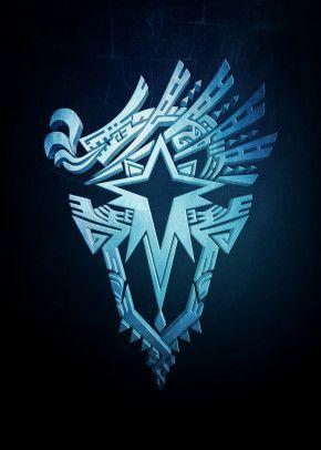 Monster Hunter Iceborne Fantasy Poster Print Metal Posters Lernen Zeichnung Zeichnungen Idee