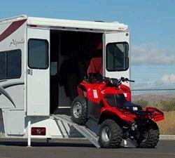 Alpenlite Truck Camper Toy Hauler Truck Camper Camper Cab Over