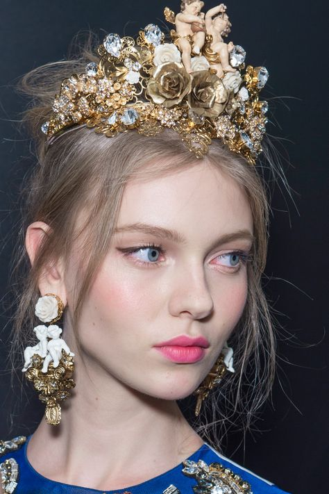 Ideas Fashion Magazine Spring Dolce & Gabbana For 2019