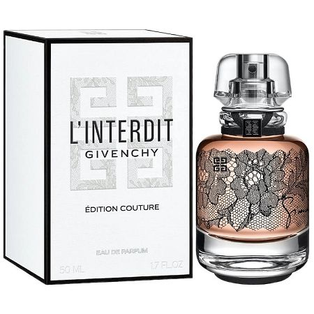 L Interdit Edition Couture 2020 Perfume For Women By Givenchy In