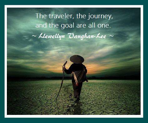 On the spiritual journey | Zen Flash