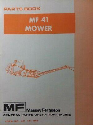 Sponsored Massey Ferguson Mf 41