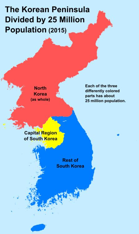Tae Choson Chido, Map of Korean Peninsula, Ca 1800 Maps - best of world map at night korean