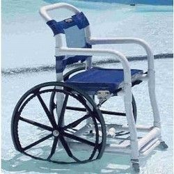 Self Propelled Pvc Shower Wheelchair Pool Chair Pvc Shower Shower Wheelchair Portable Shower Chair