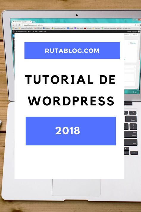 Manual Wordpress 2019