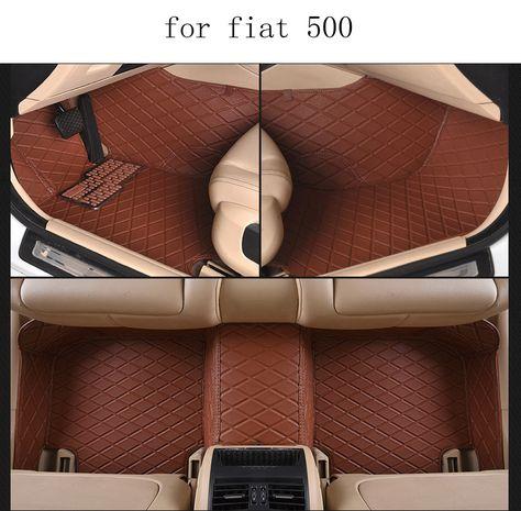 UNIVERSAL Car Floor Mats Black Carpet /& BLUE TRIM PEUGEOT 206 207 307 308 CC