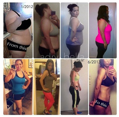 Adry Bella (Adry_Bella)'s Incredible Weight Loss Transformation Story & Diet!