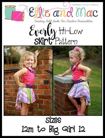 Sewing Patterns Page 6 Ellie And Mac Digital Pdf Sewing