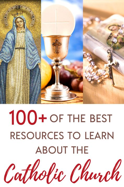 The Best Catholic Reading List for Learning about the Church
