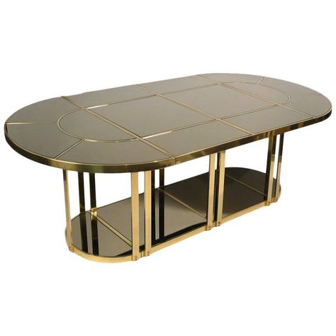 Milo Baughman Dining Table Furniture Dining Table Glass Dining