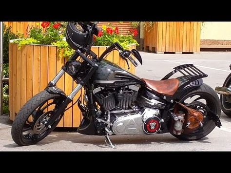 List of Pinterest softail breakout youtube images & softail