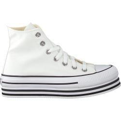 Converse Sneaker High Chuck Taylor As Platform Layer Weiss Damen Converse Converse Sneaker High Chuck Taylor As Platform Layer Weiss Damen Converse Chuck Co In 2020