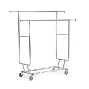 Yaheetech Commercial Grade Clothes Rack Rolling Clothes Rack