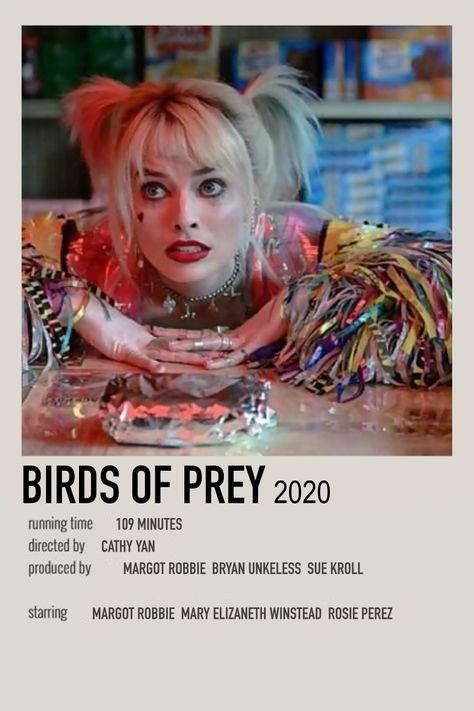 Birds of Prey by Cass