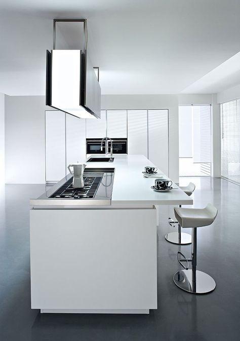 Cucine moderne: con isola o ad angolo, bianche ed economiche ...