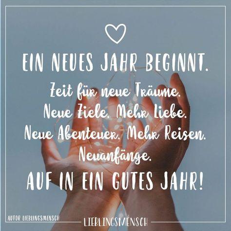 Ein neues Jahr beginnt. Zeit für neue Träume. Neue Ziele. Mehr Liebe. Neue Abenteuer. Mehr Reisen. Neuanfänge. Auf in ein gutes Jahr - Yvee Nee - #Abenteuer #auf #beginnt #ein #für #gutes #Jahr #Liebe #Mehr #Nee #Neuanfänge #neue #neues #Reisen #Träume #Yvee #Zeit #Ziele