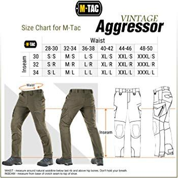 Amazon Com Aggressor Pantalones Tacticos Vintage Para Hombre Con Bolsillos De Carga Straight 28 Cintura X 32 La Celana Pria Celana Panjang Wanita Celana