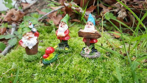 Micro Pumpkin House GO 17343 Miniature Fairy Gnome Garden