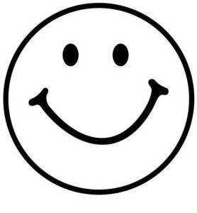 Dibujos De La Felicidad Para Colorear Imagenes De Caras Felices Caritas De Emociones Caras Felices