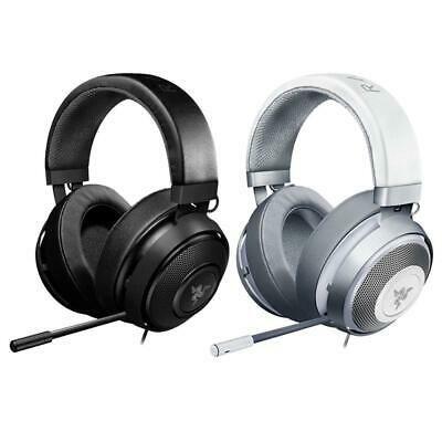 Ebay Link Ad Razer Kraken 7 1 Chroma V2 Wired Headphones Over Ear Gaming Headset W Mic Wf Wired Headphones Headset Gaming Headset