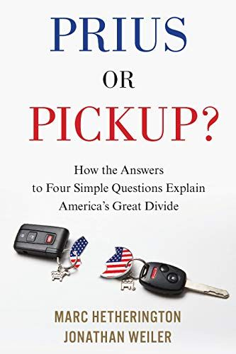 Prius Or Pickup How The Answers To Four Simple Questions Explain