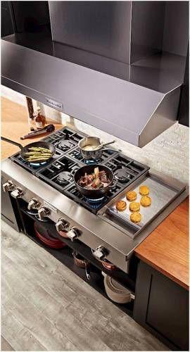 Parrillas Artefactos De Cocina Equipos De Cocina Diseno De Cocina Comedor