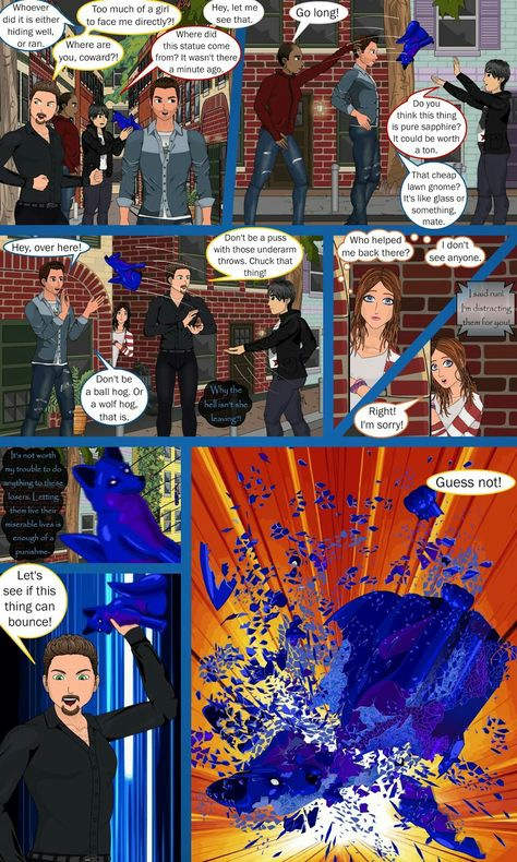 sapphirefoxx different perspectives read online