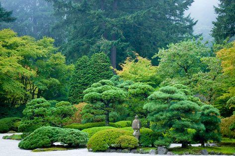 Flat Garden – Portland Japanese Garden