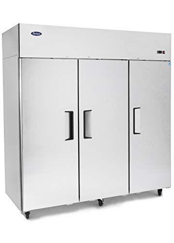 Atosa Mbf8003 Commercial Freezer 3 Door Top Mount Energ Https Www Amazon Com Dp B07blk8z7d Ref Cm Sw R Pi Dp U Locker Storage Commercial Freezer Storage