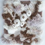 Nature-Based Textiles by Vanessa Barragão Highlight Ecosystems Above and Below the Sea