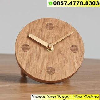 Jam Dinding Kayu Unik Jam Dinding Kayu Custom Jam Dinding Kayu Murah Jam Kayu Unik Unik Murah Wood Clocks Wooden Clock Diy Clock