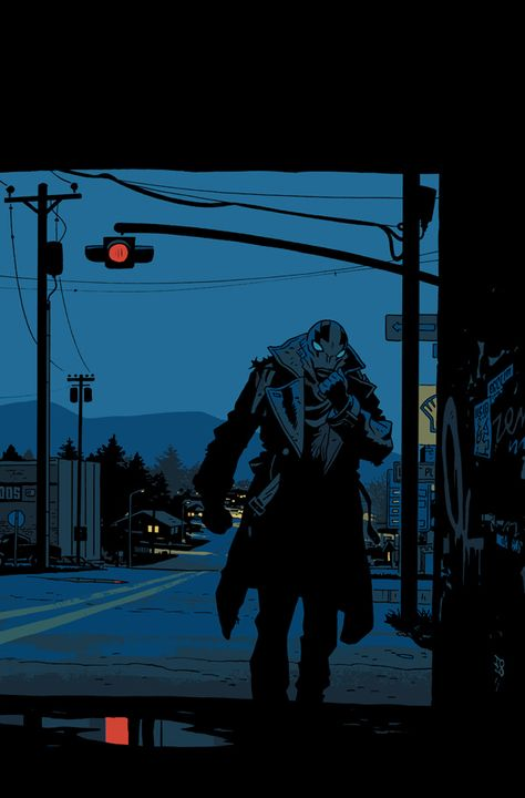 """ Hellboy & Abe Sapien Art by Tonci Zonjic "" Comic Book Artists, Comic Artist, Comic Books Art, Mike Mignola Art, Illustrations, Illustration Art, Character Illustration, Character Art, Character Design"