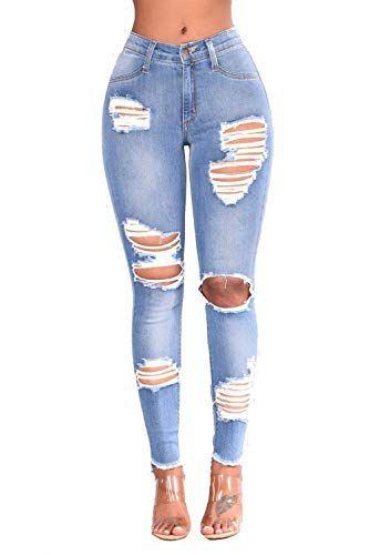 Pin En Jeans Da Donna