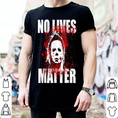 Bloody Hand T-Shirt Easy Halloween Costume Spooky Scary Cotton Tee Shirt