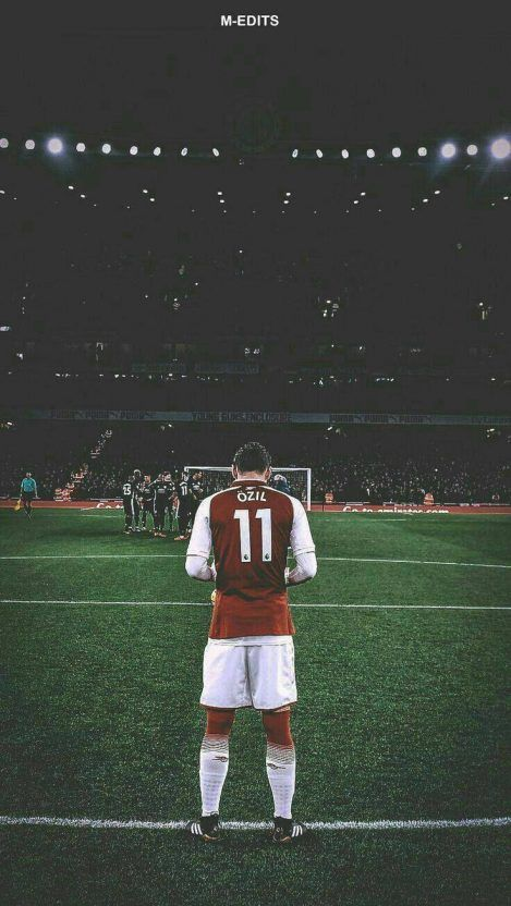 Ozil Football Player Iphone Wallpaper Iphone Wallpapers