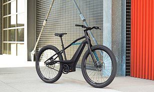 Harley Davidson Offering First Look At Battery Powered E Bicycle Electric Bicycle Bicycle Harley Davidson