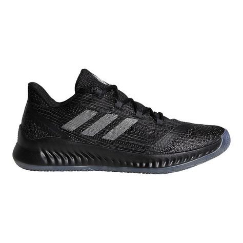 adidas Men's Harden BE 2 Basketball Shoes BlackGrey
