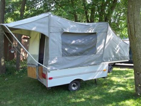 1988 Coleman Colorado Pop Up Camper Excellent Kentwood Mi 900 Pop Up Camper Pop Up Camping Trailer