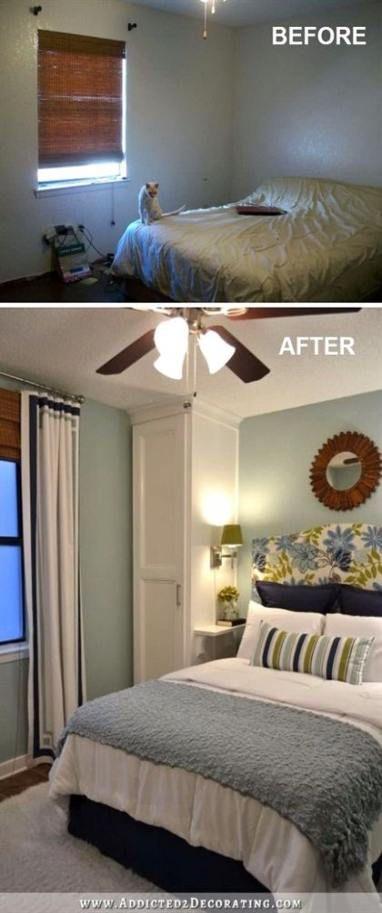 21 Ideas Apartment Small Bedroom Decor Simple Small Master
