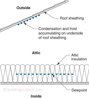 Bsi 049 Confusion About Diffusion Roof Sheathing Roofing Systems Built Environment