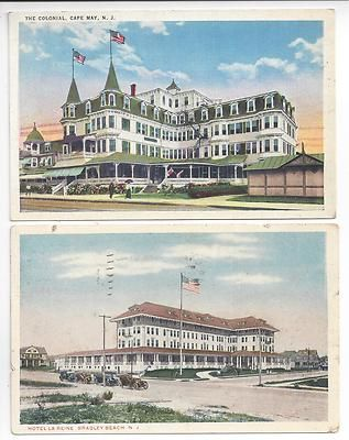 Cape May And Bradley Beach New Jersey Hotels Nj123 123 Why We Love Pinterest