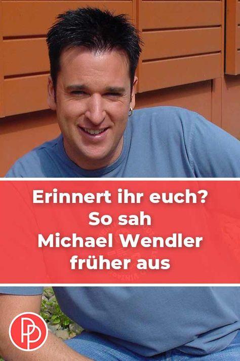 Erinnert Ihr Euch So Sah Michael Wendler Fruher Aus Michael Wendler Schlagersangerin Liebesleben